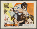 """Movie Posters:Horror, The Neanderthal Man (United Artists, 1953). Half Sheet (22"""" X 28""""). Horror. ..."""