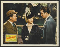 "Movie Posters:Musical, Tin Pan Alley (20th Century Fox, 1940). Lobby Card (11"" X 14""). Musical. ..."