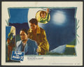 "Movie Posters:Science Fiction, The Man from Planet X (United Artists, 1951). Lobby Card (11"" X14""). Science Fiction. ..."