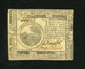 Colonial Notes:Continental Congress Issues, Continental Currency November 29, 1775 $6 Extremely Fine. Nicepenmanship remains on this lightly handled Colonial....