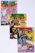 Silver Age (1956-1969):Horror, Tales of the Unexpected - Space Ranger Group of 13 (DC, 1960-64)Condition: Average FN+.... (Total: 13 Comic Books)