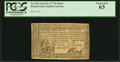 Colonial Notes:Pennsylvania, Pennsylvania April 10, 1777 8s PCGS Choice New 63.. ...