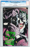 Modern Age (1980-Present):Superhero, Batman: The Killing Joke #nn First Printing (DC, 1988) CGC NM/MT9.8 White pages....