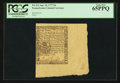 Colonial Notes:Pennsylvania, Pennsylvania April 10, 1777 9d PCGS Gem New 65PPQ.. ...