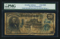 Arcadia, IN - $20 1902 Date Back Fr. 644 The First NB Ch. # (M)9488
