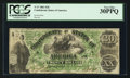 Confederate Notes:1861 Issues, T17 $20 1861 PF-2.. ...