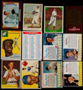Baseball Cards:Lots, 1954-1965 Multi-Brand Baseball Collection (600) With 1955 ToppsHigh Numbers. ...