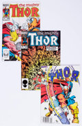 Modern Age (1980-Present):Superhero, Thor Group of 24 (Marvel, 1983-85) Condition: Average NM-....(Total: 24 Comic Books)