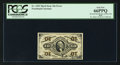 Fractional Currency:Third Issue, Fr. 1255 Milton 3R10.6e 10¢ Third Issue Inverted Face and Back Surcharges PCGS Gem New 66PPQ.. ...