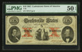 Confederate Notes:1861 Issues, T26 $10 1861 PF-25 Cr. 199.. ...