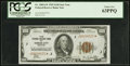 Fr. 1890-J* $100 1929 Federal Reserve Bank Note. PCGS Choice New 63PPQ