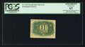Fractional Currency:Second Issue, Fr. 1245 Milton 2R10.2i 10¢ Second Issue Inverted Back Engraving PCGS Apparent Choice New 63.. ...