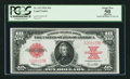 Large Size:Legal Tender Notes, Fr. 123 $10 1923 Legal Tender PCGS Apparent About New 50.. ...