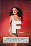 """Movie Posters:Adult, 'F' & Others Lot (Cinetrex, 1980). One Sheets (3) (25"""" X 38"""" & 27"""" X 41"""") and Uncut Pressbook (16 Pages, 9.75 """"X 12""""). Adult... (Total: 4 Items)"""