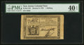 Colonial Notes:New Jersey, New Jersey January 9, 1781 1s PMG Extremely Fine 40 EPQ.. ...
