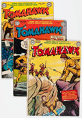 Silver Age (1956-1969):Adventure, Tomahawk Group of 34 (DC, 1950-67) Condition: Apparent GD-.... (Total: 34 Comic Books)
