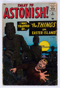 Silver Age (1956-1969):Horror, Tales to Astonish #5 (Marvel, 1959) Condition: GD+....