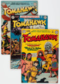 Silver Age (1956-1969):Adventure, Tomahawk Group of 19 (DC, 1951-67) Condition: Apparent VG-.... (Total: 19 Comic Books)