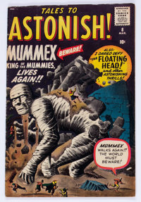Tales to Astonish #8 (Marvel, 1960) Condition: VG+