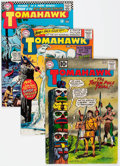 Silver Age (1956-1969):Adventure, Tomahawk Group of 19 (DC, 1961-70) Condition: Apparent FN.... (Total: 19 Comic Books)