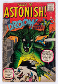 Silver Age (1956-1969):Mystery, Tales to Astonish #9 (Marvel, 1960) Condition: GD....