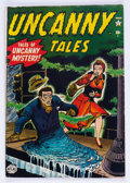 Golden Age (1938-1955):Horror, Uncanny Tales #2 (Atlas, 1952) Condition: VG-....