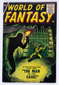 Silver Age (1956-1969):Horror, World of Fantasy #3 (Atlas, 1956) Condition: FN+....