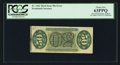 Fractional Currency:Third Issue, Fr. 1362 Milton 3R50.10d 50¢ Third Issue Justice Inverted Surcharges PCGS Choice New 63PPQ.. ...