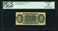 Fractional Currency:Third Issue, Fr. 1370 Milton 3R50.12d 50¢ Third Issue Justice Inverted Surcharges PCGS Apparent Very Fine 35.. ...
