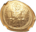Ancients:Byzantine, Ancients: Constantine X Ducas (1059-1067). AV histamenon nomisma (4.40 gm)....