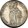 Netherlands East Indies, Netherlands East Indies: Dutch Colony - United East India Company 3Gulden 1786 AU Details (Surface Hairlines) NGC,...