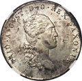 German States:Saxony, German States: Saxony. Friedrich August I Taler 1813-SGH MS64 NGC,...