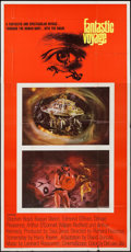 """Movie Posters:Science Fiction, Fantastic Voyage (20th Century Fox, 1966). Three Sheet (41"""" X78.5""""). Science Fiction.. ..."""
