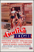 """Movie Posters:Adult, The Good Girls of Godiva High & Others Lot (VCX, 1980). One Sheets (3) (25"""" X 38"""", & 27"""" X 41""""). Adult.. ... (Total: 3 Items)"""