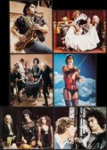 """Movie Posters:Rock and Roll, The Rocky Horror Picture Show (20th Century Fox, 1975). Deluxe MiniLobby Card Sets of 6 (9 Sets) (8"""" X 10""""). Rock and Roll.... (Total:54 Items)"""