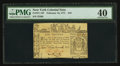 Colonial Notes:New York, New York February 16, 1771 £10 PMG Extremely Fine 40.. ...