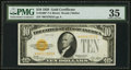 Small Size:Gold Certificates, Fr. 2400* $10 1928 Gold Certificate. PMG Choice Very Fine 35.. ...