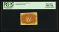 Fractional Currency:Second Issue, Fr. 1233 Milton 2R5.2f 5¢ Second Issue Inverted Back Surcharges PCGS Choice About New 58PPQ.. ...