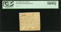 Colonial Notes:Massachusetts, Massachusetts October 16, 1778 12d PCGS Choice About New 58PPQ.. ...