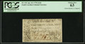 Colonial Notes:South Carolina, South Carolina April 10, 1778 2s/6d PCGS Choice New 63.. ...