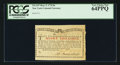 Colonial Notes:New York, New York March 5 , 1776 (Water Works) 8s PCGS Very Choice New64PPQ.. ...