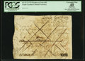 Colonial Notes:South Carolina, South Carolina April-May 1775 Promissory Note £50 PCGS ApparentExtremely Fine 40.. ...
