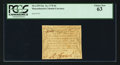 Colonial Notes:Massachusetts, Massachusetts October 16, 1778 9d PCGS Choice New 63.. ...