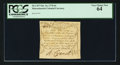 Colonial Notes:Massachusetts, Massachusetts October 16, 1778 6d PCGS Very Choice New 64.. ...