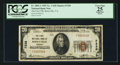 National Bank Notes:Virginia, Berryville, VA - $20 1929 Ty. 1 The First NB Ch. # 7338. ...