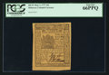 Colonial Notes:Delaware, Delaware May 1, 1777 10s PCGS Gem New 66PPQ.. ...