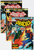 Bronze Age (1970-1979):Horror, Tomb of Dracula Group of 35 (Marvel, 1974-78) Condition: AverageNM-.... (Total: 35 Comic Books)