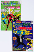 Silver Age (1956-1969):Miscellaneous, Showcase #55 and 56 Doctor Fate and Hourman Group (DC, 1965)Condition: Average FN+.... (Total: 2 Comic Books)