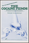 """Movie Posters:Exploitation, The Pace That Kills (New Line Cinema, R-1973). Poster (16"""" X23.75"""") Alternate Title: The Cocaine Fiends.Exploitation...."""