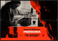 """Movie Posters:Foreign, Persona & Other Lot (I.N.D.I.E.F., 1966). Italian Photobusta (18.25"""" X 26"""") & Czech Poster (23.25"""" X 33). Foreign.. ... (Total: 2 Items)"""